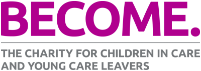 Become (charity for children in care and young care leavers) Logo